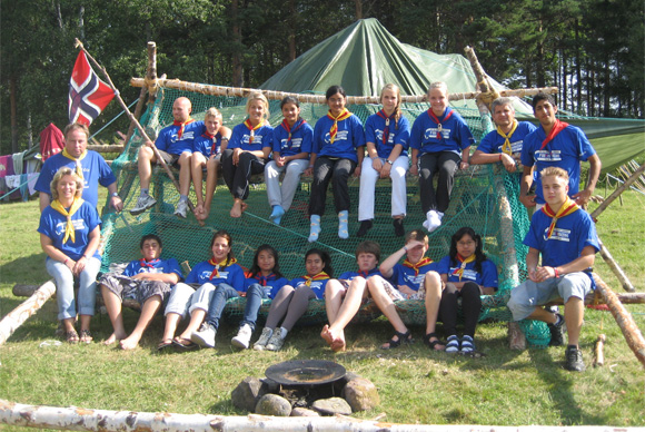 Speidertroppen Camporee 2010