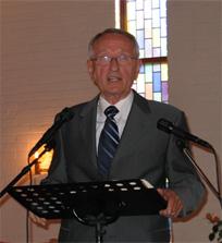 Rolf Kvinge, høstmøte